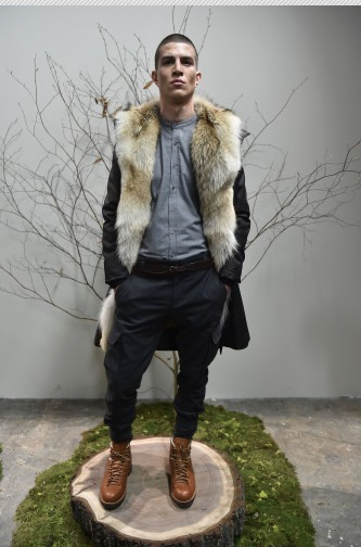 NYFW: Men's 2016 | Brett Johnson Fall/Winter 2016