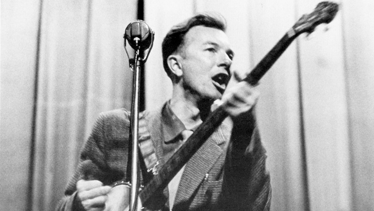 Art Doc of the Week | Pete Seeger: The Power of Song