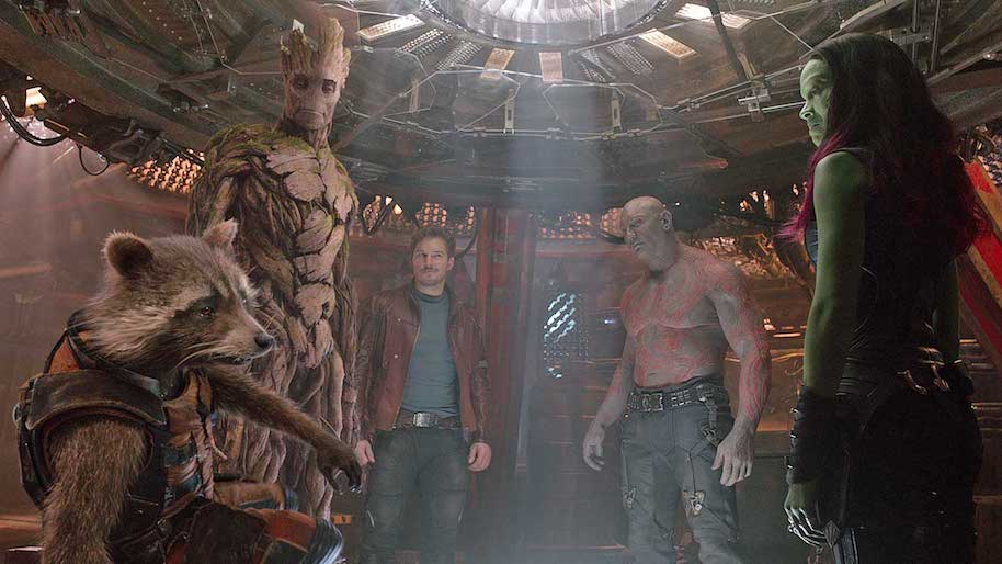 8. Guardians Of The Galaxy (2014)