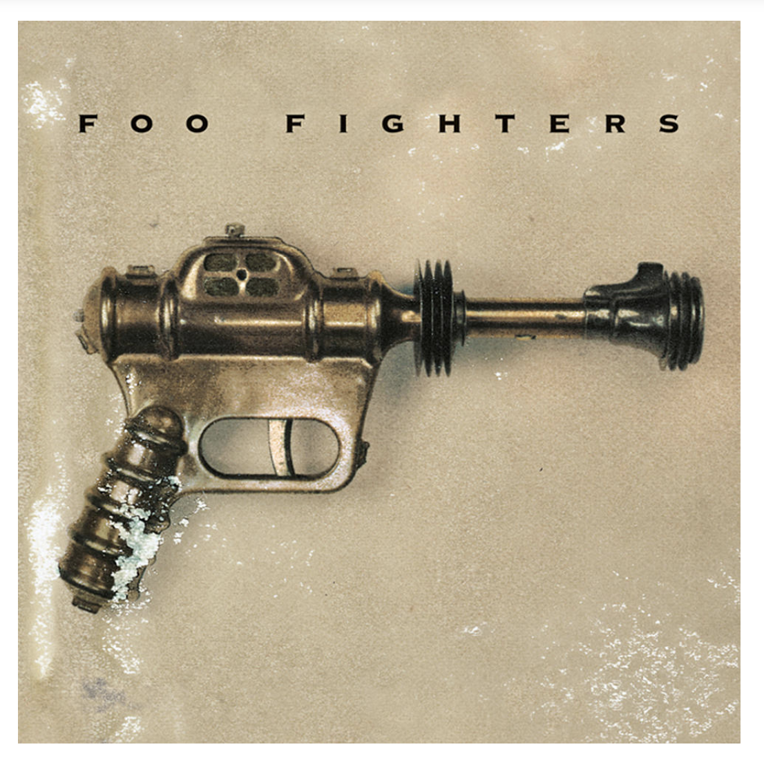 2. 'Foo Fighters' (1995)