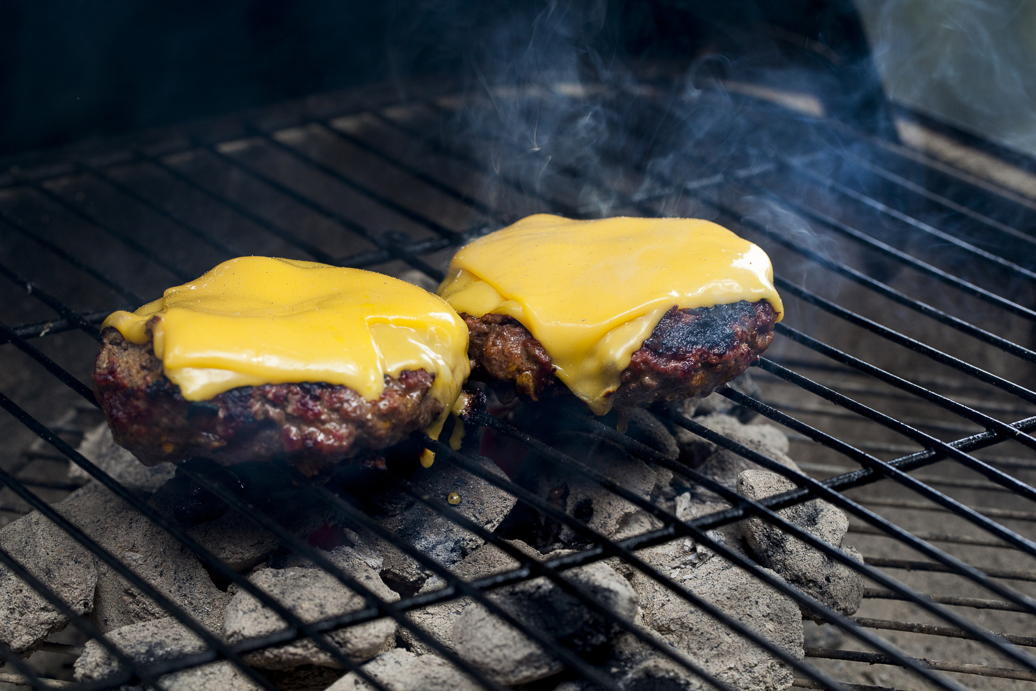 1. Grilled Burgers