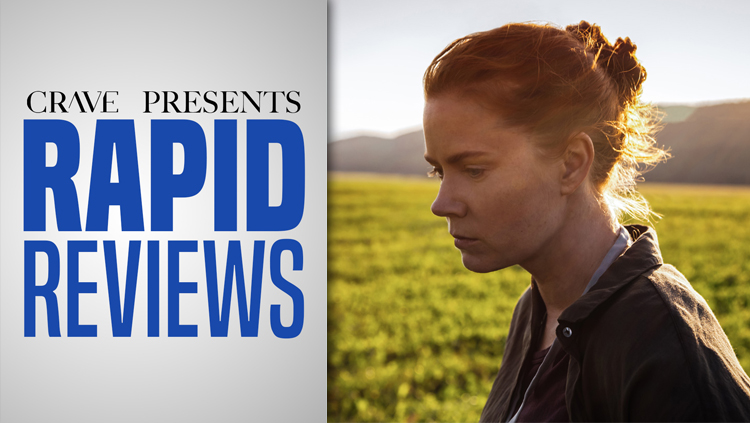 Rapid Reviews | 'Arrival'