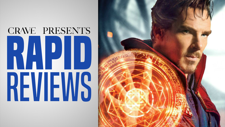 Rapid Reviews | 'Doctor Strange'