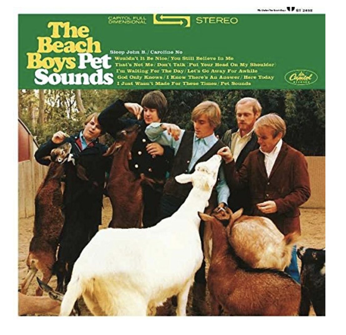 'Pet Sounds' - The Beach Boys