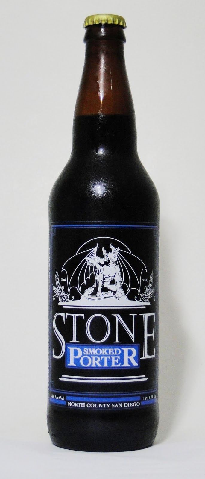 Stone Brewing Smoked Porter