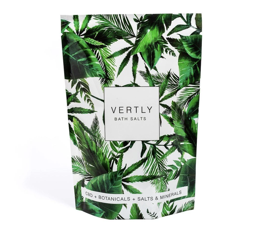 Vertly CBD Infused Bath Salts