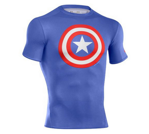 Under Armour Super Hero Compression Top