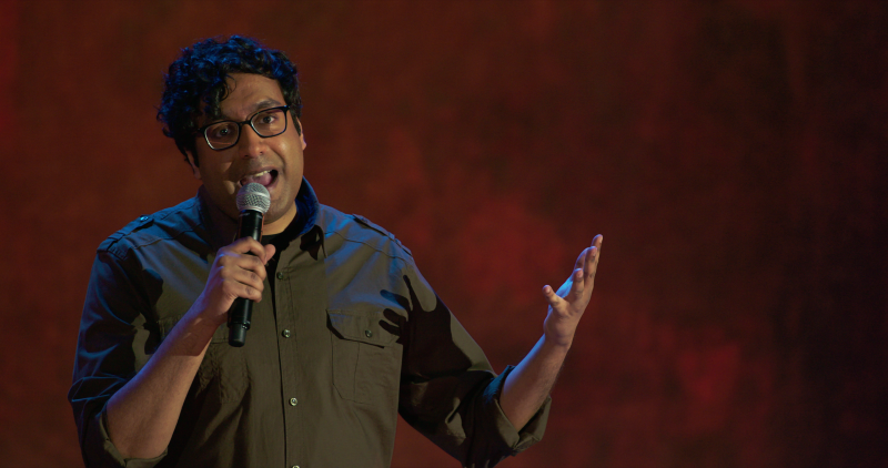 """Hari Kondabolu ""Warn Your Relatives"" (Netflix)"""