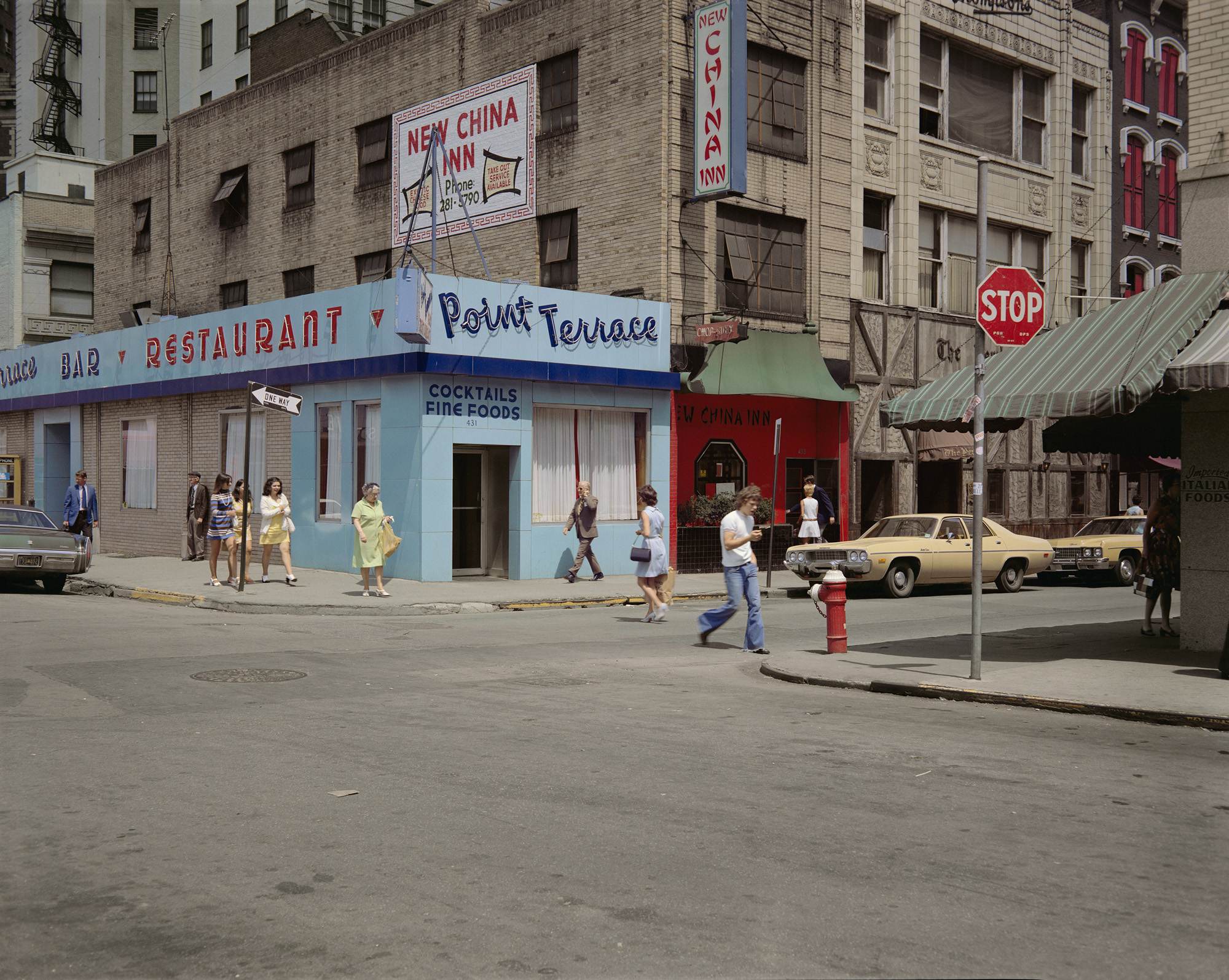 """Stephen Shore: Selected Works, 1973–1981"""