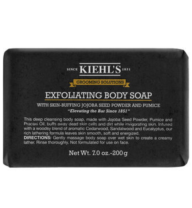 Grooming Solutions Bar Soap by Kiehls