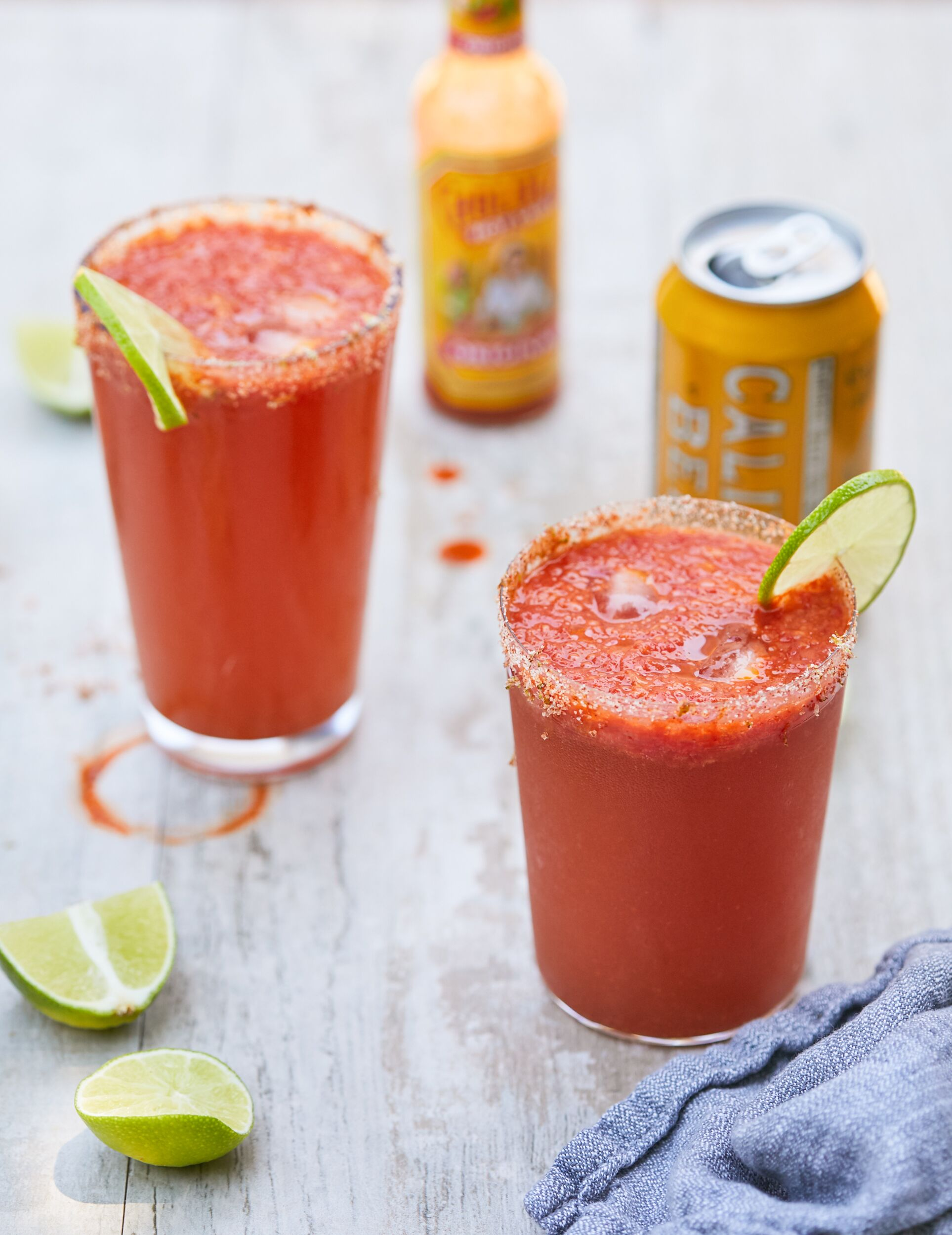 Then try the CBD Michelada!