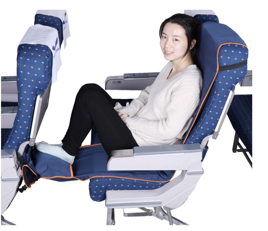 Travel Bread's Airplane Portable Footrest