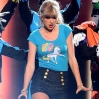 Singer Taylor Swift performs onstage during the 2013 Billboard Music Awards at the MGM Grand Garden Arena on May 19, 2013 in Las Vegas,