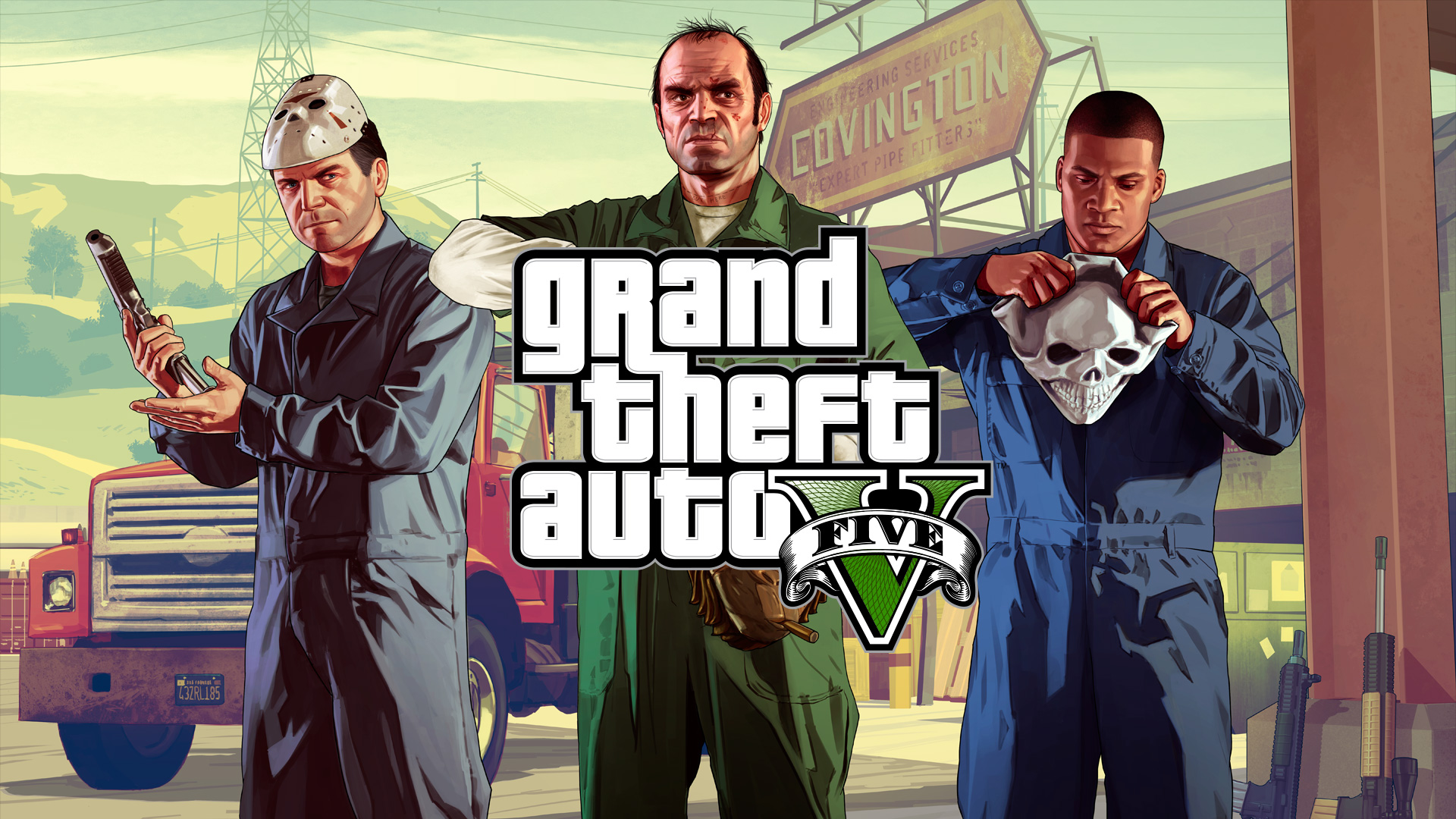 10. Grand Theft Auto V (PS4 and Xbox One)