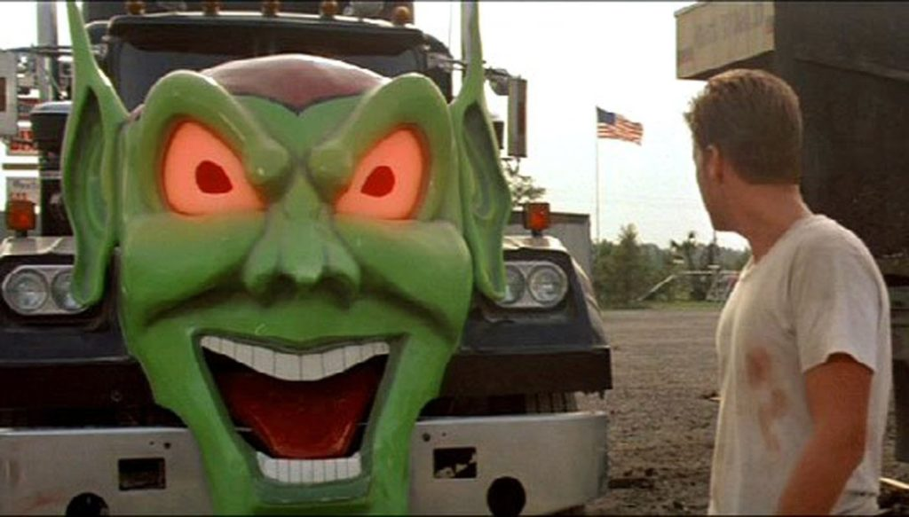 7. Maximum Overdrive (1986)