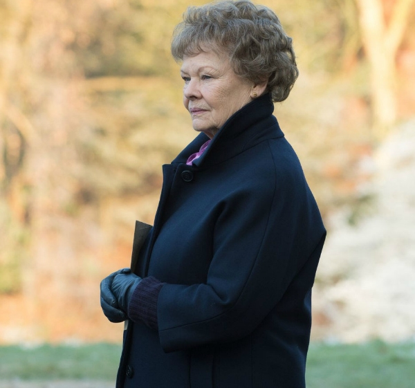 Judi Dench as Philomena Lee