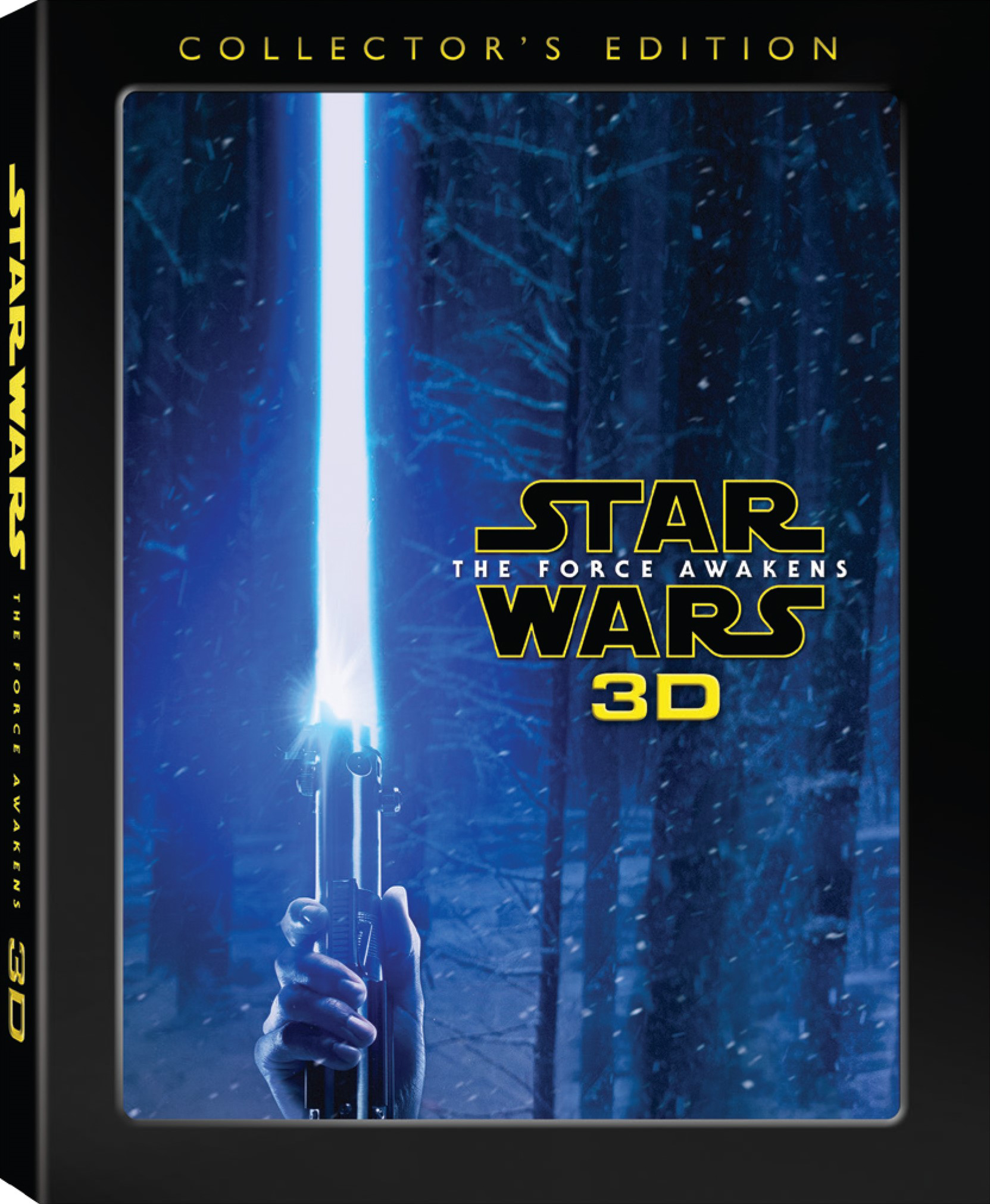 Star Wars: The Force Awakens (3D Blu-ray)