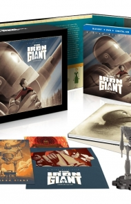 The Iron Giant: Signature Edition Ultimate Collector's Edition (Blu-ray)