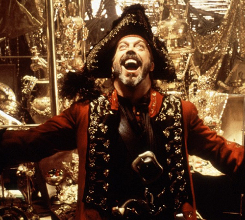 47. Muppet Treasure Island (1996)