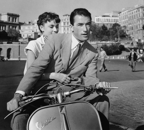 26. Roman Holiday (1953)