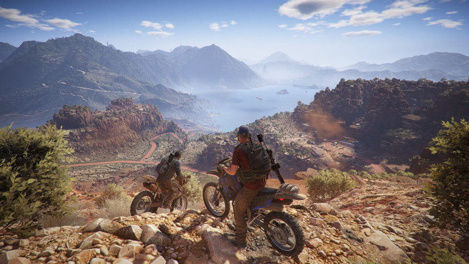 WORST: Ghost Recon: Wildlands