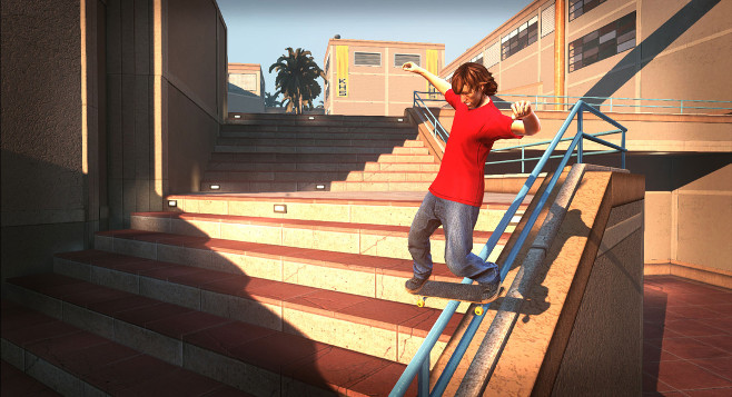 A new Tony Hawk Pro Skater game is coming to the PS4.