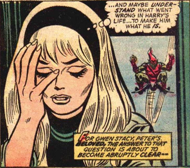 2. Gwen Stacy