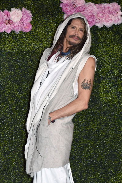 Steven Tyler at Stella McCartney Garden Party, 2014