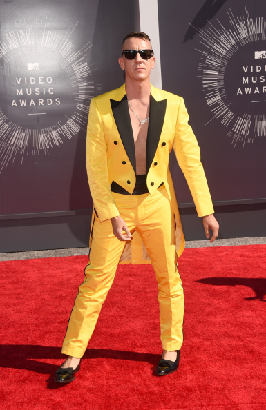 Jeremy Scott at 2014 MTV Video Music Awards