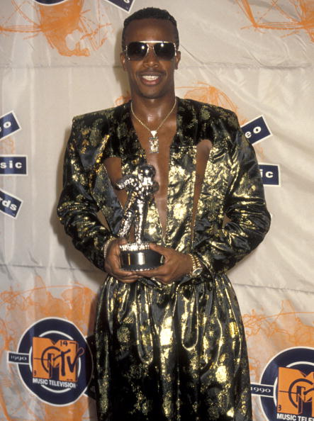 MC Hammer at 1990 MTV Video Music Awards