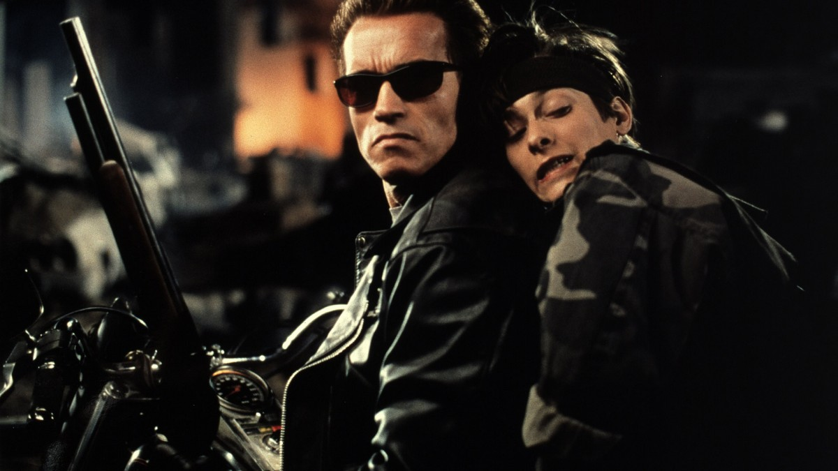 1. Terminator 2: Judgment Day (1991)