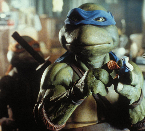 9. Teenage Mutant Ninja Turtles