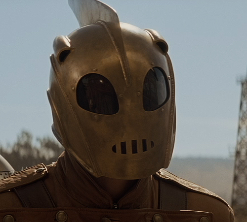 3. The Rocketeer