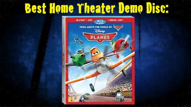 Best Home Theater Demo Disc