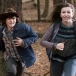 9. Carl and Enid