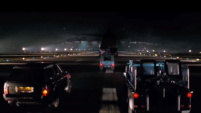 4. The Endless Runway Chase, from Fast & Furious 6