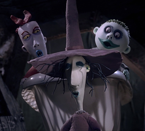 5. Kidnap the Sandy Claws