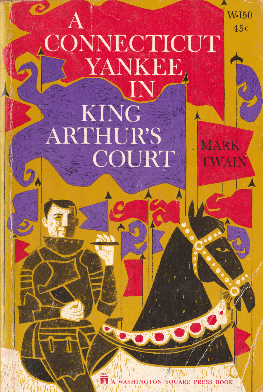 20. A Connecticut Yankee in King Arthur's Court