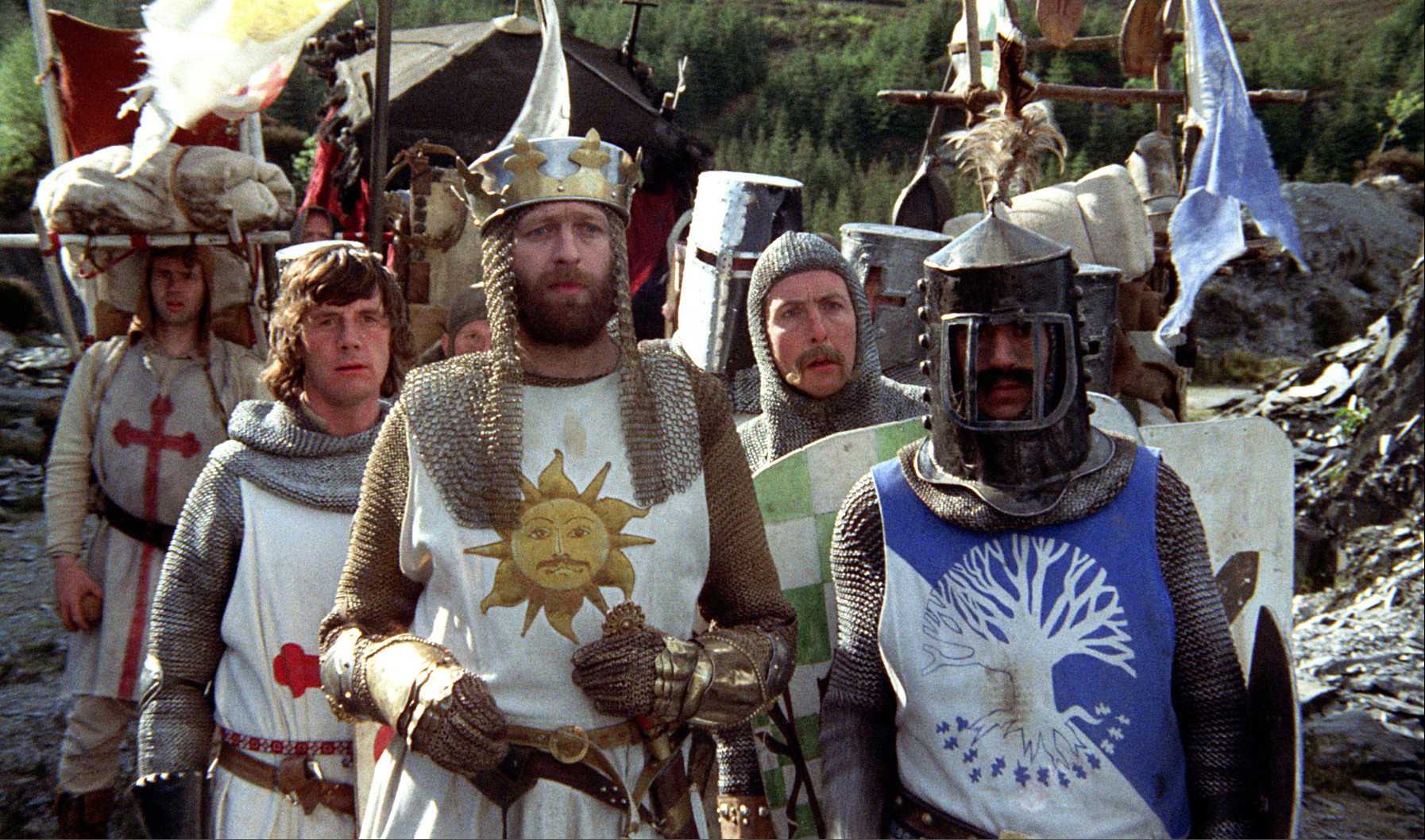 6. Monty Python and the Holy Grail
