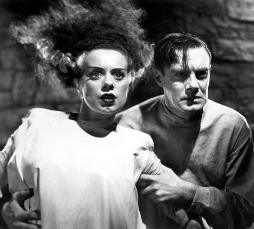 1. The Bride of Frankenstein (1935)