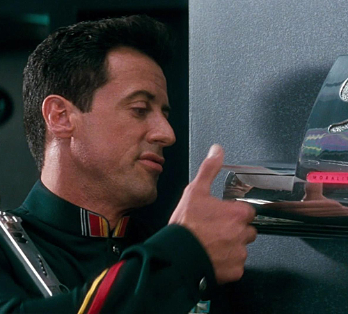 18. Demolition Man (1993)