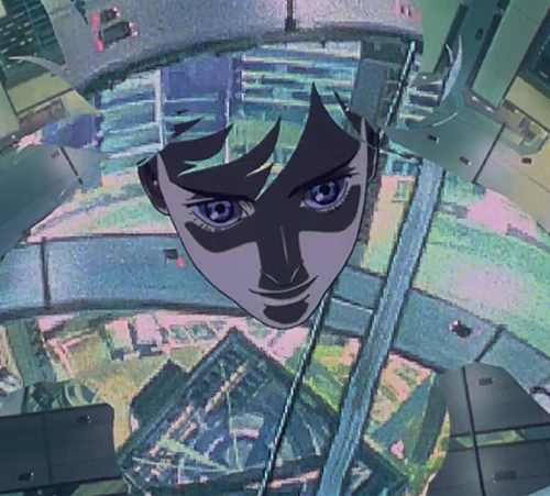 7. Ghost in the Shell (1995)