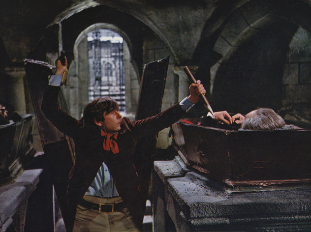 16. The Fearless Vampire Killers, or: Pardon Me, But Your Teeth Are in My Neck (1967)