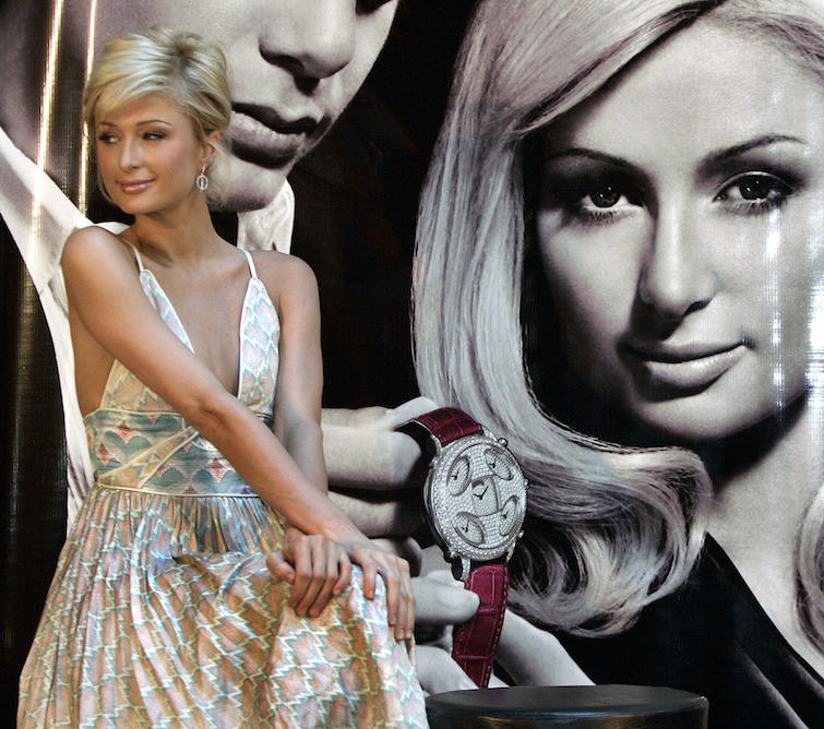Paris Hilton Products