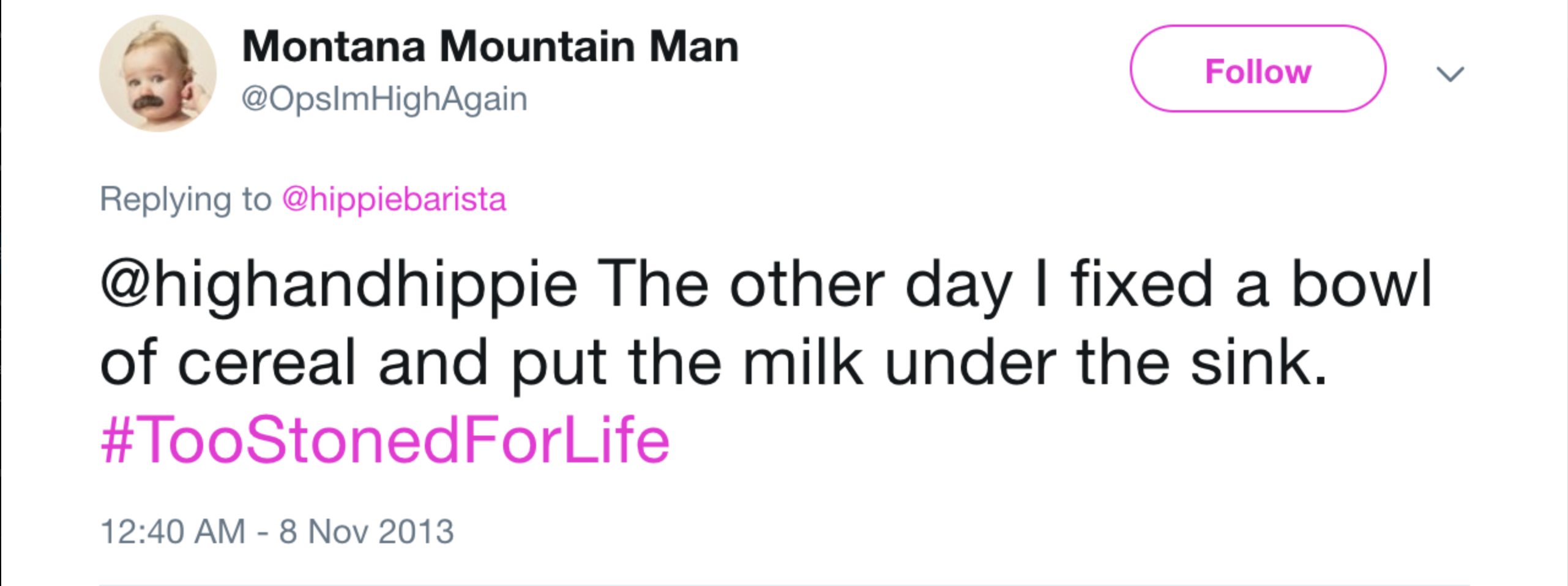 But Where Does The Milk Go?