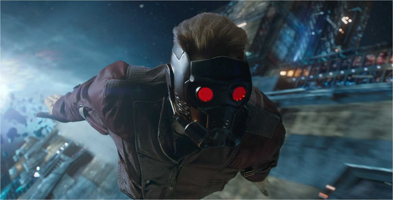 5. 'Guardians of the Galaxy, Vol. 1' (2014)