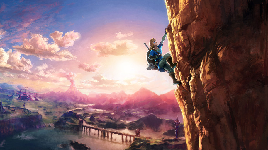 1. The Legend of Zelda: Breath of the Wild