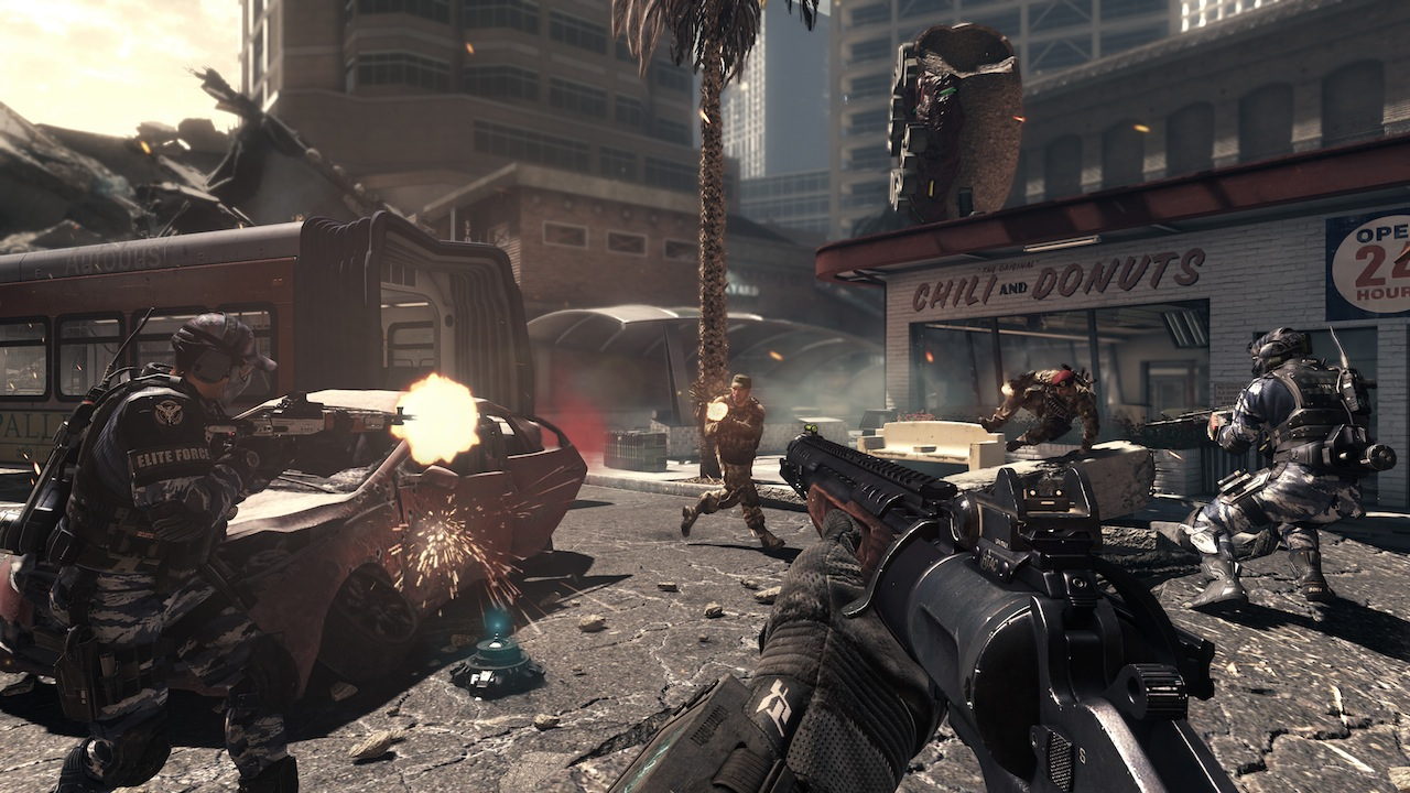 8. Call of Duty: Ghosts