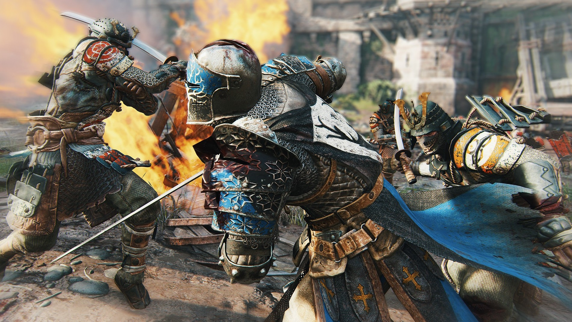 5. For Honor