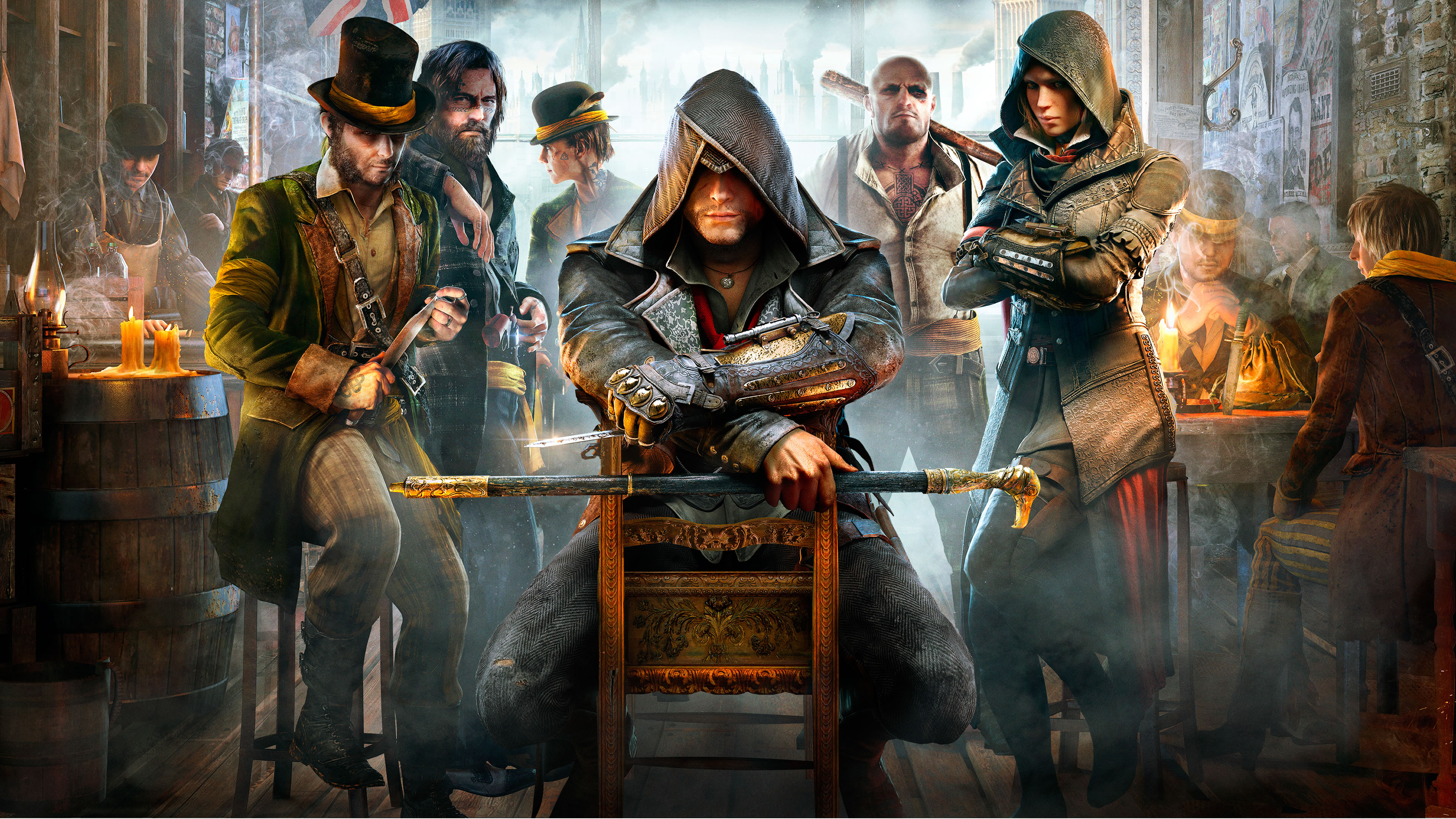 10. Assassin's Creed Syndicate